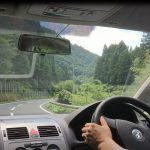 手動運転装置付き福祉車両改造車で神鍋高原をドライブ!