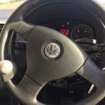 福祉車両改造デモカーに素敵なステアリングデバイス取付ました。