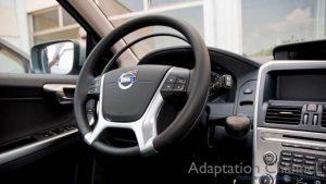 イタリア・KIVI(キヴィ)製の手動運転装置「アクセルリング&ブレーキレバー」