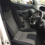 トヨタファンカーゴの運転席を回転シート・ターンアウトEに福祉車両改造!