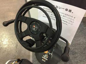 KIVI製の手動運転装置