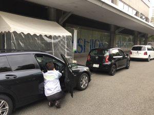 手動運転装置付きレンタカー「オデカレンタカー」試乗会開催