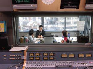 福祉車両改造の株式会社タスクの田村昌士がラジオ関西に出演中です。