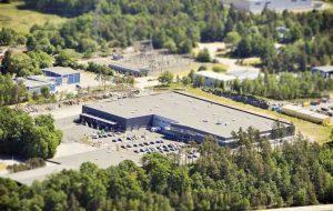 スウェーデン・オートアダプト社の外観写真