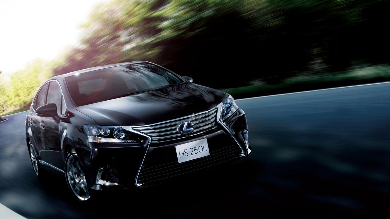 兵庫県高砂市からレクサスHSに手動運転装置取付の相談