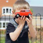 BMWミニを手動運転装置付き福祉車両に改造