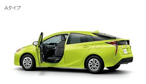 トヨタプリウス助手席を回転シートに改造する。オートアダプト製回転シート「ターンアウト、ターンアウトE」