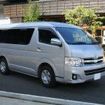 福祉車両改造ブログ-トヨタハイエース×補助ステップ「ASEI700-200」