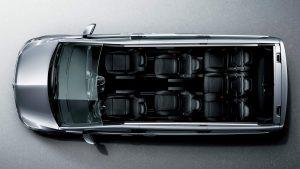 メルセデス・ベンツVクラス×車いすスロープ「フィエルランプ」