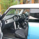 BMW MINIクーパー×手動運転装置「カロスピードメノックス」