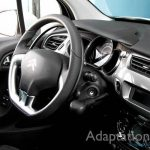 シトロエン DS3×手動運転装置アクセルリング&ブレーキレバー