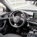 アウディ A6×手動運転装置アクセルリング&ブレーキレバー