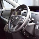 トヨタ エスティマ×手動運転装置アクセルリング&ブレーキレバー