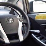 トヨタ プリウス×手動運転装置アクセルリング&ブレーキレバー