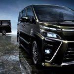 福祉車両改造-トヨタヴォクシー×車いすスロープ フィエルランプ