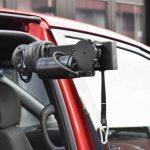 トヨタ エスティマ×車いす収納装置 ピラーリフト