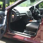 福祉車両改造-メルセデスベンツCクラス×後付け回転シート