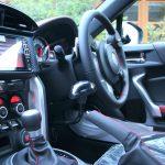 トヨタ 86×手動運転装置 カロスピードメノックス