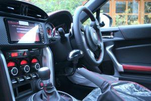 """トヨタ 86に、ブラウンアビリティ製(旧:オートアダプト)手動運転装置""""カロスピードメノックス""""を導入。"""