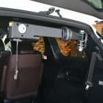 トヨタ エスティマ×車いす収納装置 カロリフト40