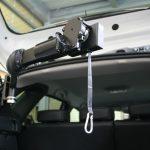ルノー キャプチャー×車いす収納装置 カロリフト40