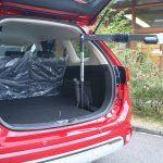 三菱 アウトランダーPHEV×車いす収納装置 カロリフト40