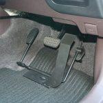 トヨタ スペイド×左アクセルペダル KIVI左アクセル