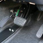 福祉車両改造事例-トヨタ シエンタ×左アクセルペダル
