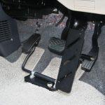 福祉車両改造-スズキ パレット×左アクセル