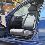 福祉車両改造事例-BMW 335i×後付け回転シート
