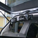 福祉車両改造事例-スバル フォレスター×後付け車いす収納